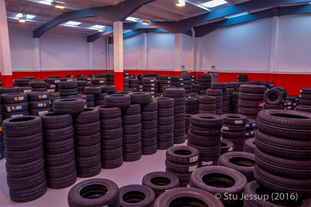 Tyre Fitting Southampton